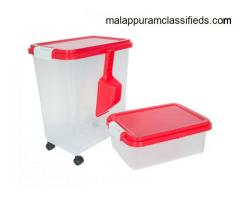 Plastic Pet Food Container H513B(40L)