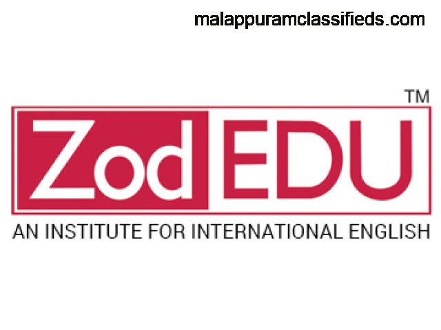 ZODEDU - AN INSTITUTE FOR INTERNATIONAL ENGLISH IN MANJERI