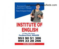 Special English Grammar Class in Manjeri
