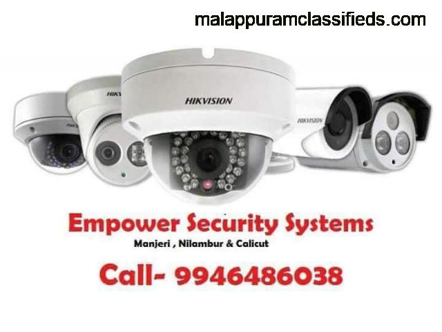 CCTV & All Security Systems