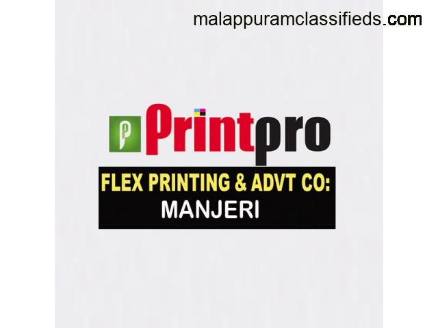 Print Pro Flex Printing