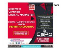 Capo Digital marketing institute
