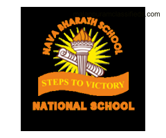 CBSE Residential School in Annur - Nava Bharath National School