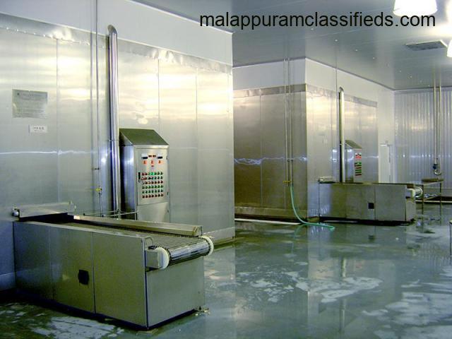 GF Spiral Freeze Dry Machine