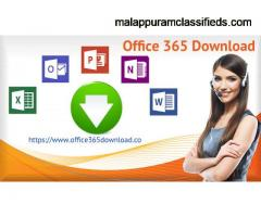 Get MS Office 365 Download Frequently Via Helpline Number
