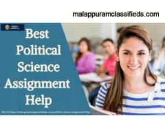 What Can You Do With Political Science Assignment Help?