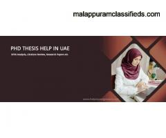 Thesis Writing Help at UAE