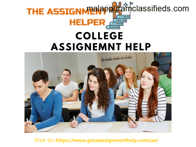 Assignment Helper & Writing Services in UAE