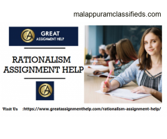 Best Quality Writing Help | Rationalism Assignment Help in the USA