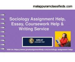 Sociology Assignment Help, Essay, Coursework Help Writing Service in US