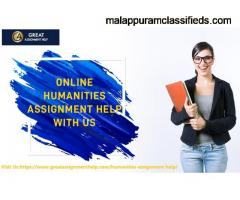 Humanities Assignment Help from Expert Writers in United States
