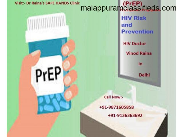 Pre-Exposure Prophylaxis (PrEP), HIV Risk and Prevention