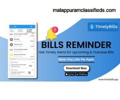 Best App to Manage Your Money - Timelybills.app