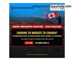 ICCRC Approved Canada Immigration Consultants in India - novusimmigration.com