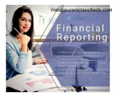 Financial Reporting Services in India - Enterslice