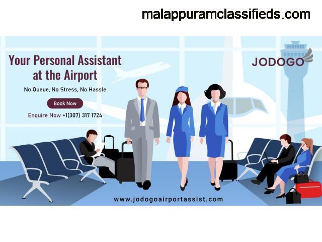 Airport assistance services in Delhi airport- jodogoairportassist.com