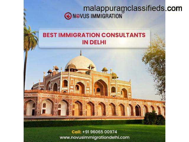Best Immigration Consultants in Delhi