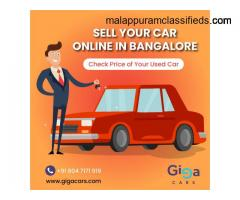 Online Used Car Sales in Bangalore - gigacars.com