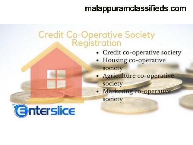 Credit Co-operative society Registration - Enterslice
