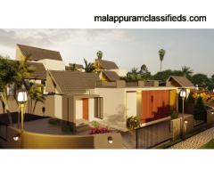 Luxury Villa Projects in Kalikav Malappuram - Green Villa by Neslted Developers