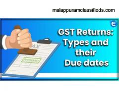 GST Return Filing in India - Enterslice
