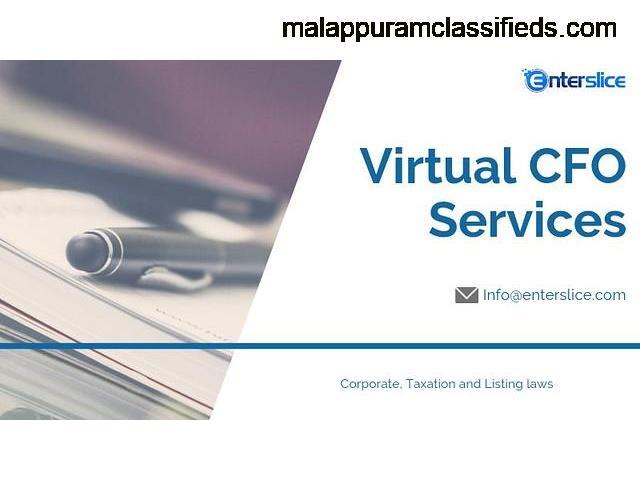 VIRTUAL CFO services in India - Enterslice