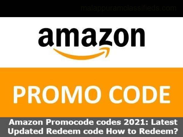 www.amazon.com/code - Amazon promo code