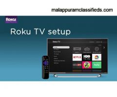 My.Roku.com/Link - Enter your activation code - Link Roku TV
