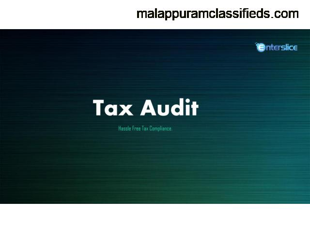 Income Tax Audit in India - Enterslice