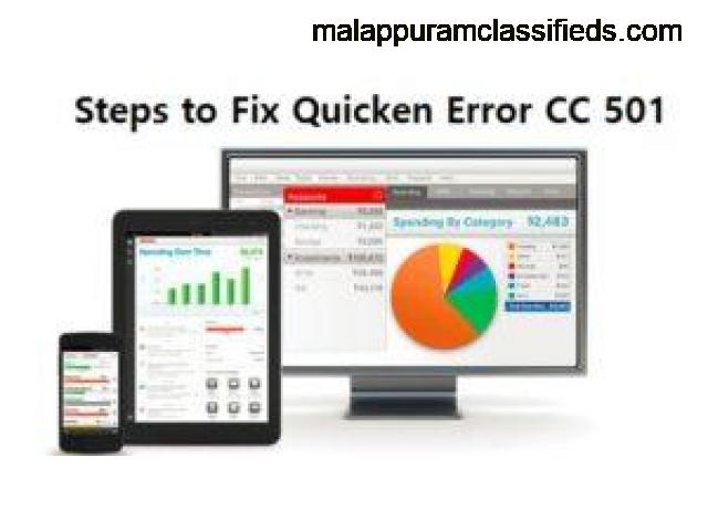 What are the Causes of Quicken Error CC-501?