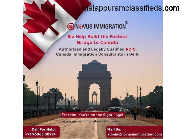 Best Canada visa consultants in Delhi, Novus Immigration Delhi
