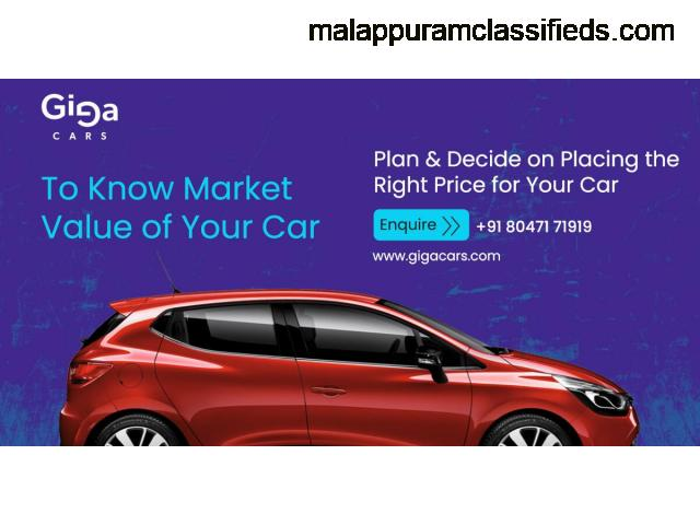 Sell & Buy Second Hand Cars in Bangalore - Gigacars