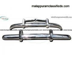 Volvo PV 444 bumper (1947-1958) by stainless steel