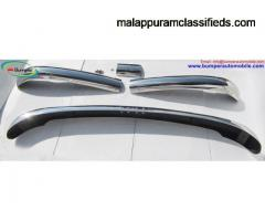 Borgward Isabella bumper (1957–1961) stainless steel
