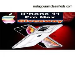 iPhone 11 Giveaway - Chance to Win iPhone 11 Pro and 11 Pro Max!