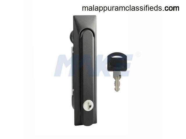 W-handle Cabinet Lock