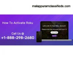 Get Roku Support for Roku.com/link | +1-888-298-2680