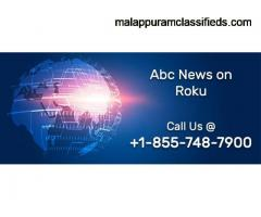 ABC news channel on Roku