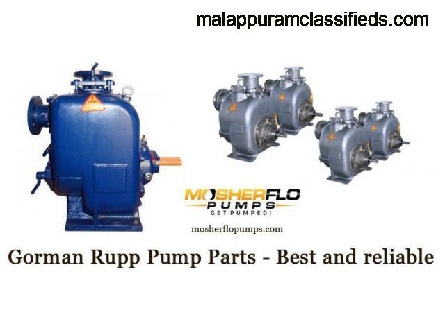 Gorman Rupp Pump Parts