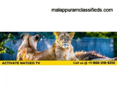 Activate National Geographic TV on Roku