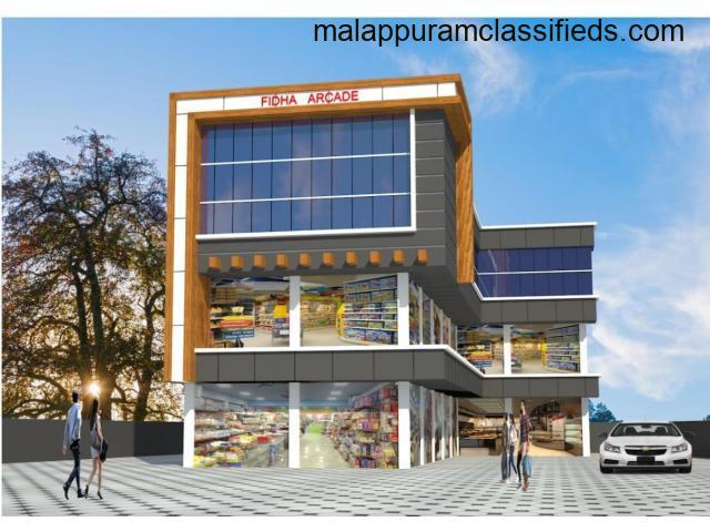 Attractive Commercial Shop Space at Edakkara Town  Next to ESAB Bank)