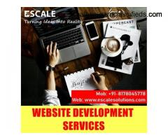 Grow Your Business with an SEO-friendly Website Developed by Escale