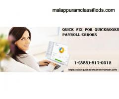 How Can I Resolve QuickBooks Payroll Error?