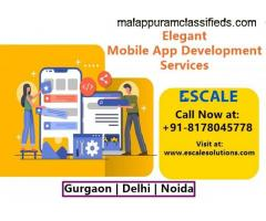 Elegant Mobile App Development Services in Delhi | Call +91-8178045778