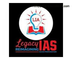Legacy IAS Academy - Best IAS Coaching in Bangalore
