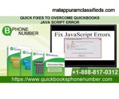 Why I Am Facing QuickBooks Script Error?