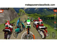 Offroad bike racing game 3D For Android