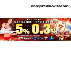 Cara Bergabung Far77 Situs Resmi Judi Games Slot Online Joker123 Terlengkap Deposit Pulsa Idr 20k