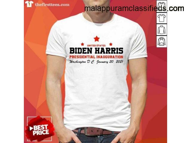 Hot United States Biden Harris Presidential Inauguration Washington DC January 20 2021 Shirt