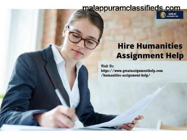 Gain Good Grades with Robust Humanities Assignment Help